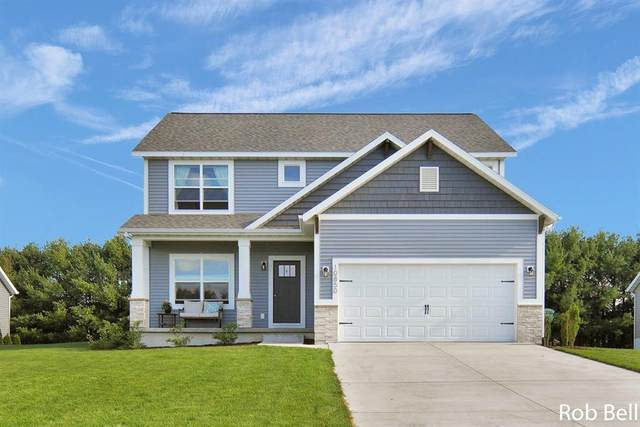 10850 Pine Bow Court, Olive Twp, MI 49460 (#65021022898) :: Alan Brown Group