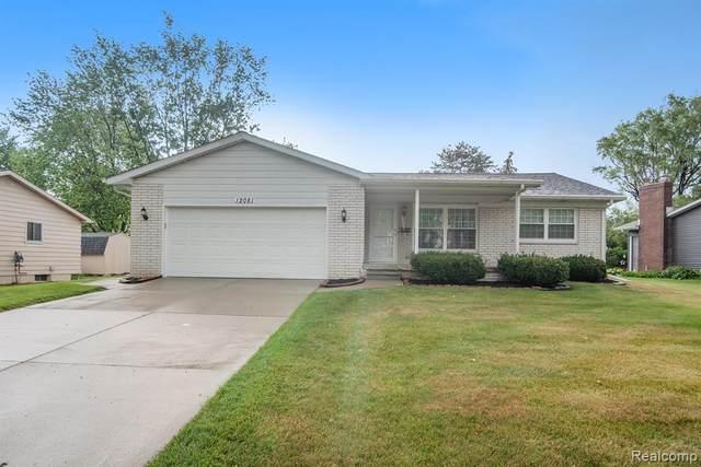 12081 Riverbend Drive, Grand Blanc, MI 48439 (#2210046519) :: Real Estate For A CAUSE