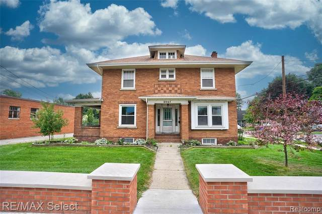 8067 Miller Road, Swartz Creek, MI 48473 (#2210046524) :: Real Estate For A CAUSE