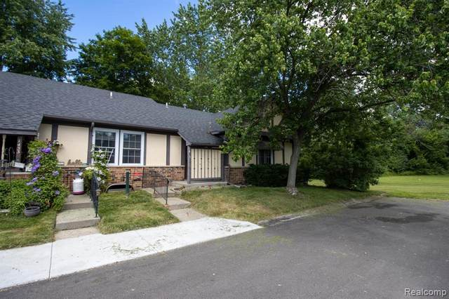 1431 Westbury Drive, Davison Twp, MI 48423 (#2210046530) :: Real Estate For A CAUSE