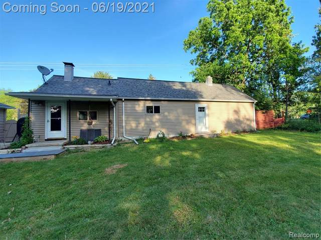 5454 Linden Road, Mundy Twp, MI 48473 (#2210046567) :: Real Estate For A CAUSE