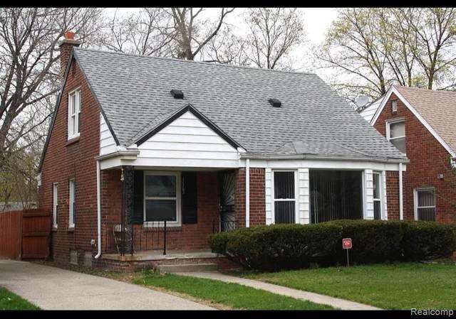 17703 Sunderland Road, Detroit, MI 48219 (#2210046636) :: Real Estate For A CAUSE