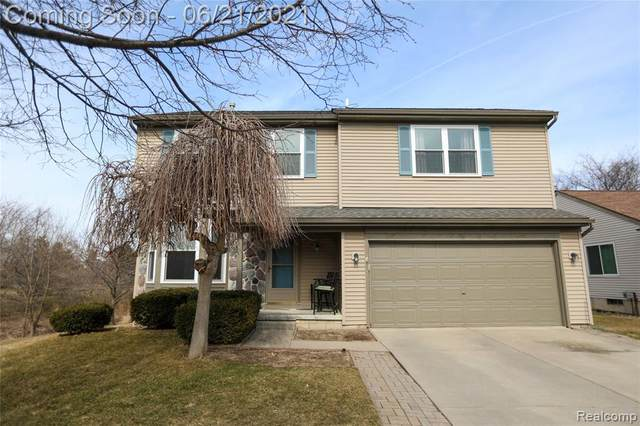 5828 Northridge Circle, Waterford Twp, MI 48327 (#2210046677) :: Real Estate For A CAUSE