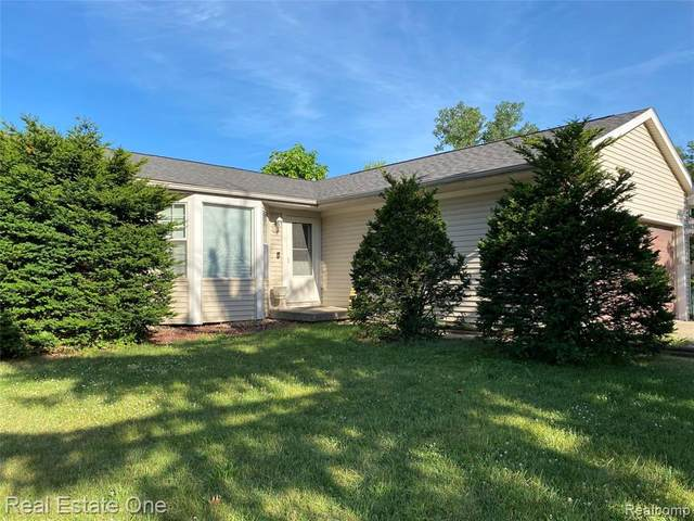 5267 Mill Wheel Drive, Grand Blanc Twp, MI 48439 (#2210046716) :: Real Estate For A CAUSE