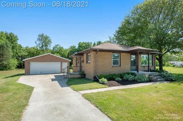 10550 Judd Road, Augusta Twp, MI 48191 (#543281882) :: Alan Brown Group
