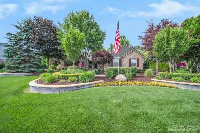 12602 Cedar View Lane, Green Oak, MI 48178 (#543281851) :: GK Real Estate Team