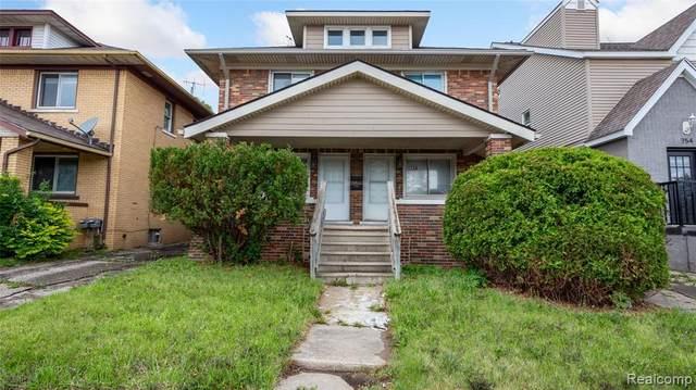 758 W Huron Street, Pontiac, MI 48341 (#2210046906) :: GK Real Estate Team