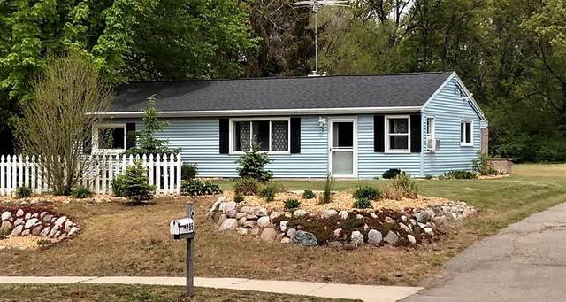 1895 4 Mile Road NE, PLAINFIELD TWP, MI 49525 (#65021023172) :: Real Estate For A CAUSE