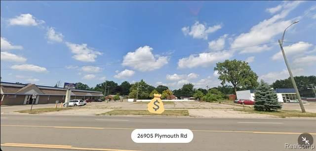 26930 Plymouth Road, Redford Twp, MI 48239 (#2210046934) :: The BK Agency