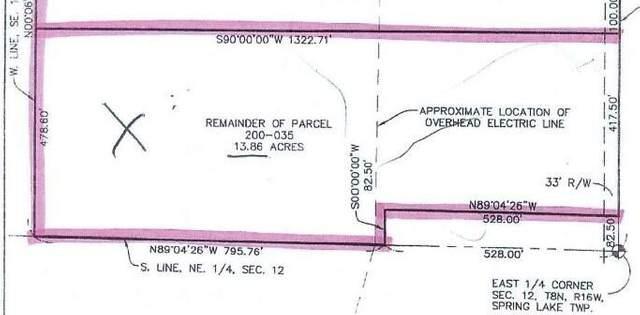 0 144th Avenue, Spring Lake Twp, MI 49456 (#71021023182) :: Alan Brown Group