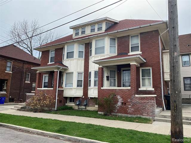 1933 11th Street, Detroit, MI 48216 (#2210047000) :: Real Estate For A CAUSE