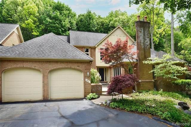 41 Vaughan Ridge Road, Bloomfield Hills, MI 48304 (#2210047036) :: BestMichiganHouses.com