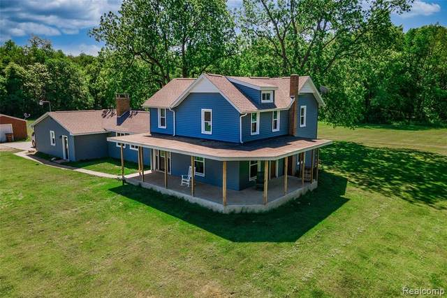 8271 Thorne Road, Liberty Twp, MI 49246 (#2210047037) :: Real Estate For A CAUSE