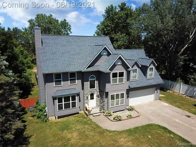 7393 E Carpenter Road, Richfield Twp, MI 48423 (#2210047064) :: Real Estate For A CAUSE