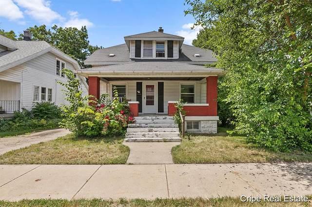 1949 De Hoop Avenue SW, Wyoming, MI 49509 (#65021023273) :: Alan Brown Group