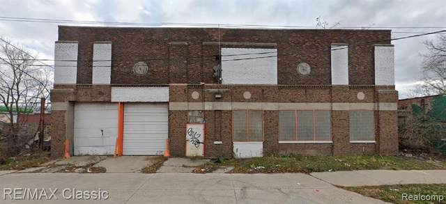 6335 Lyndon Street, Detroit, MI 48238 (#2210047131) :: Alan Brown Group