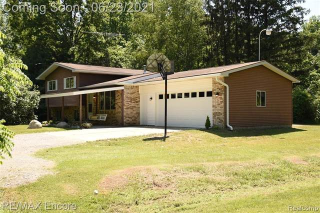 8170 S Merrill Road, Marion Twp, MI 48655 (#2210047155) :: Real Estate For A CAUSE