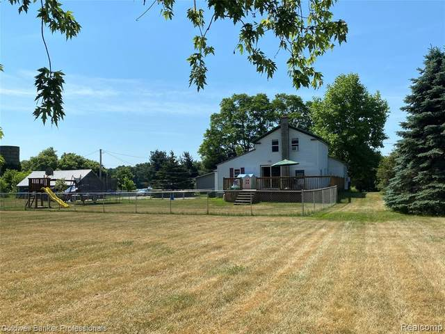 1793 Clark Road, Lapeer Twp, MI 48446 (#2210047159) :: Real Estate For A CAUSE