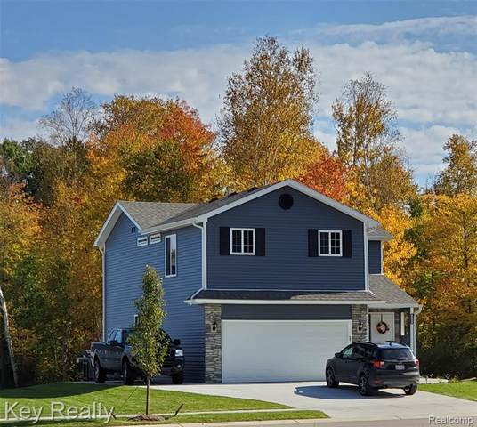 6566 Skylar Lane, Waterford Twp, MI 48327 (#2210047178) :: Real Estate For A CAUSE