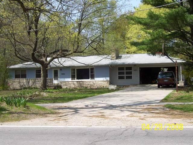 421 E Minges Road, Battle Creek, MI 49015 (#64021023326) :: GK Real Estate Team