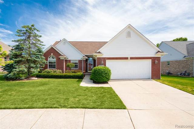 7269 Augusta Drive, Washington Twp, MI 48094 (#2210047227) :: Real Estate For A CAUSE