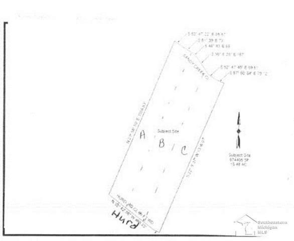 0 Hurd, Frenchtown Twp, MI 48162 (#57050045566) :: The Vance Group | Keller Williams Domain