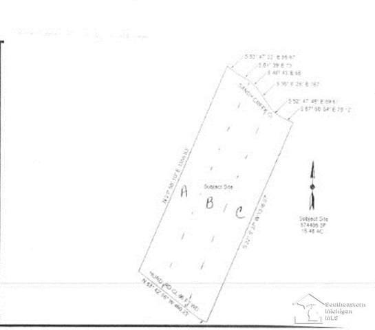 0 Hurd, Frenchtown Twp, MI 48162 (#57050045569) :: Alan Brown Group