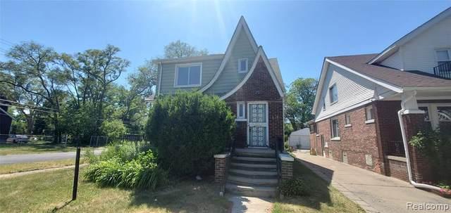 15703 Tuller Street, Detroit, MI 48238 (#2210047404) :: Duneske Real Estate Advisors