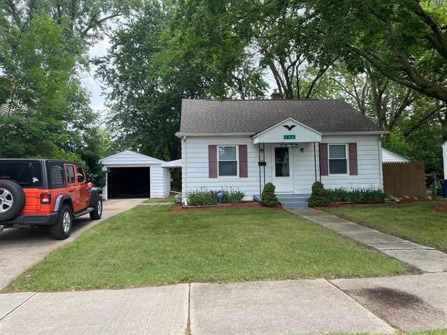 155 Rosemary Street SE, Grand Rapids, MI 49507 (#65021023482) :: Alan Brown Group