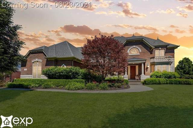 3823 Chestnut, Oakland Twp, MI 48363 (#58050045633) :: Real Estate For A CAUSE