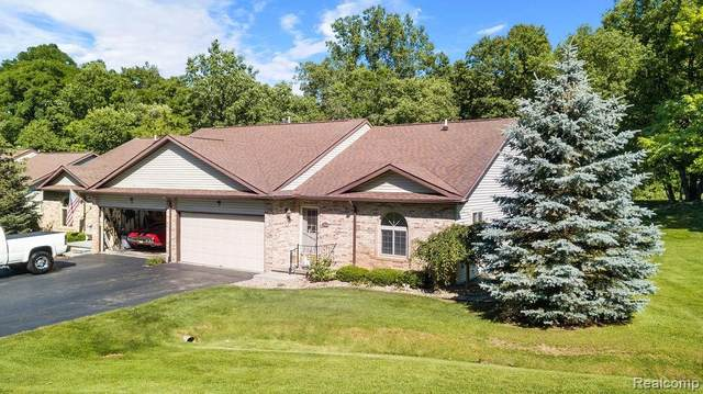 7024 S Bluewater Drive, Springfield Twp, MI 48348 (#2210047501) :: Real Estate For A CAUSE