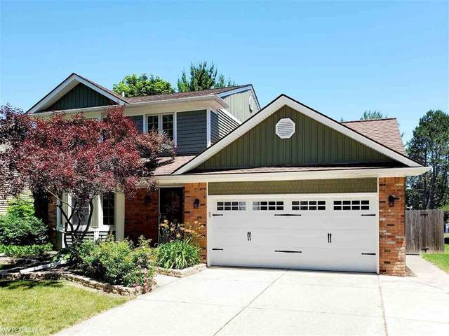 12787 Beresford, Sterling Heights, MI 48313 (#58050045656) :: Real Estate For A CAUSE
