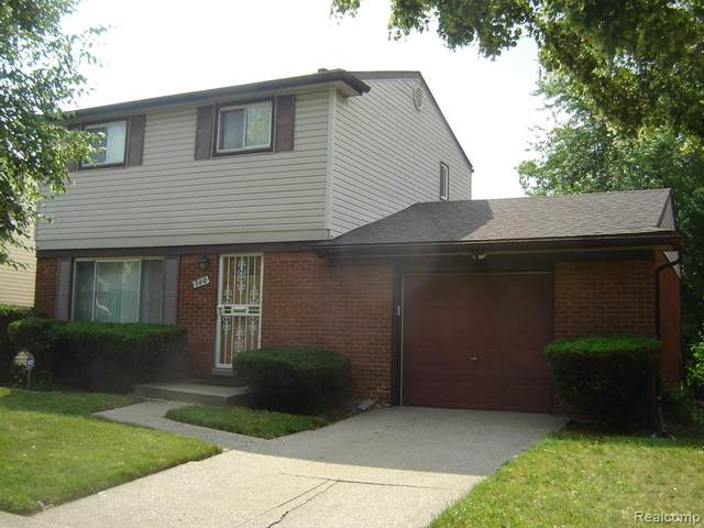 360 Holford Street, River Rouge, MI 48218 (#2210047577) :: GK Real Estate Team