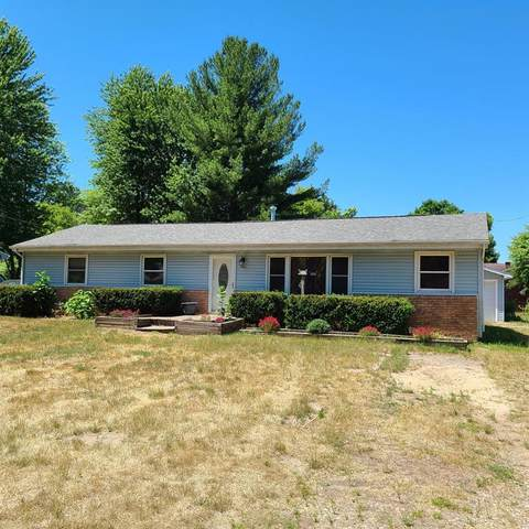 4568 Wil O Paw Drive, Coloma Twp, MI 49038 (#69021023573) :: Keller Williams West Bloomfield