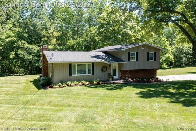 7440 Dilley Road, Springfield Twp, MI 48350 (#2210047676) :: GK Real Estate Team