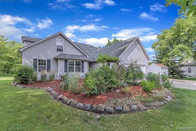 1454 N Long Lake Road, Fenton Twp, MI 48430 (#2210047846) :: GK Real Estate Team