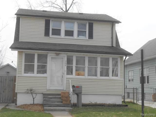 304 E Goulson Avenue E, Hazel Park, MI 48030 (#2210047854) :: Real Estate For A CAUSE