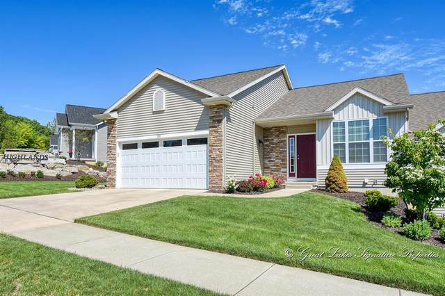 1551 Center Hill Road #36, Lowell Twp, MI 49331 (#65021023660) :: Alan Brown Group