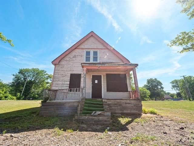 3038 Parker Street, Detroit, MI 48214 (#2210047954) :: Duneske Real Estate Advisors
