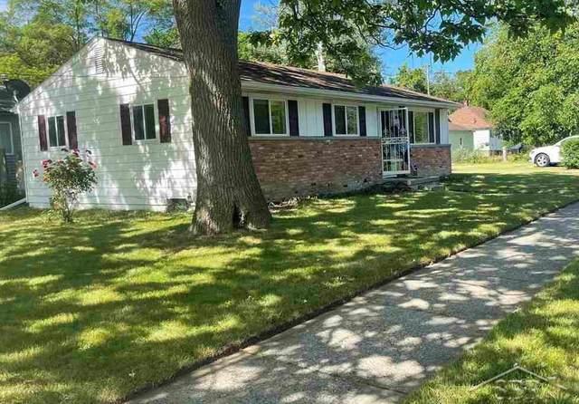 2020 Webber, Saginaw, MI 48601 (#61050045767) :: GK Real Estate Team