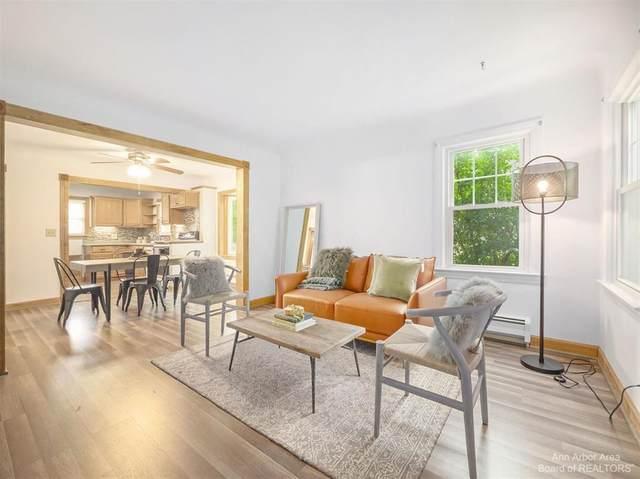 416 N Ann Arbor Street, Saline, MI 48176 (#543281961) :: GK Real Estate Team