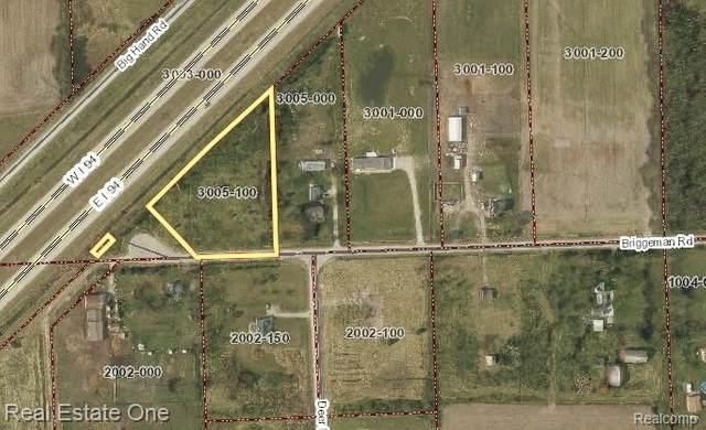 VL Briggeman Road, ST. CLAIR TWP, MI 48079 (#2210048023) :: National Realty Centers, Inc
