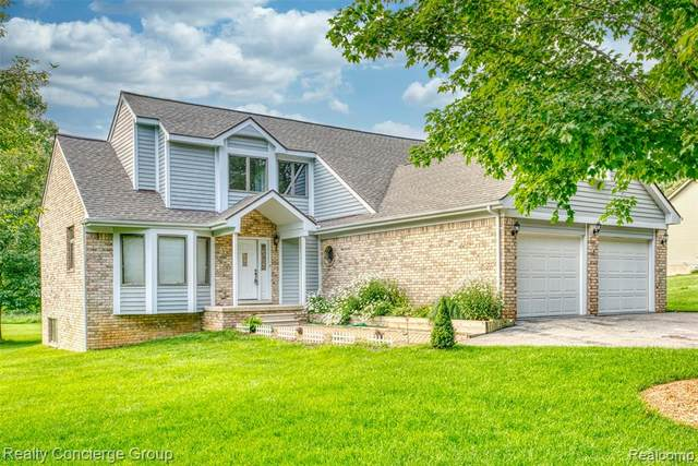 4029 Indian Camp Trail, Howell Twp, MI 48855 (#2210048074) :: Real Estate For A CAUSE