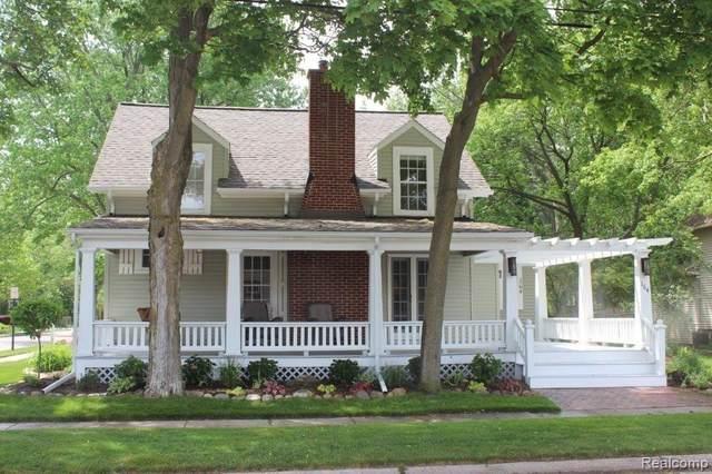 164 S Rawles Street, Romeo Vlg, MI 48065 (#2210048158) :: Duneske Real Estate Advisors