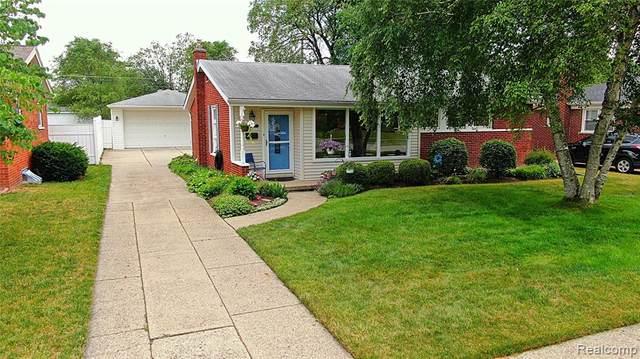 35185 Orangelawn Street, Livonia, MI 48150 (#2210048174) :: Novak & Associates