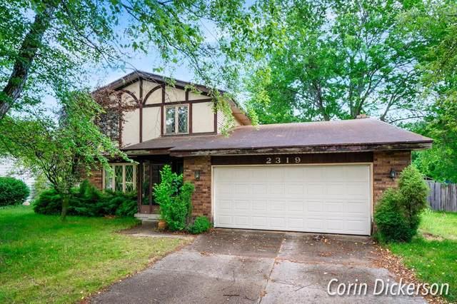 2319 Tyler Street, Georgetown Twp, MI 49428 (#65021023786) :: GK Real Estate Team