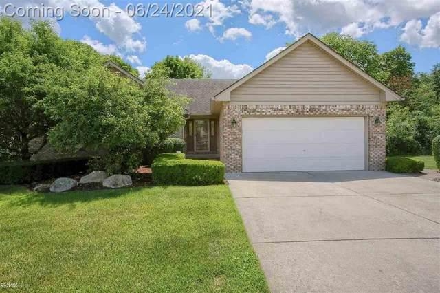8610 Fernwood Court, Washington Twp, MI 48094 (#58050045862) :: Duneske Real Estate Advisors