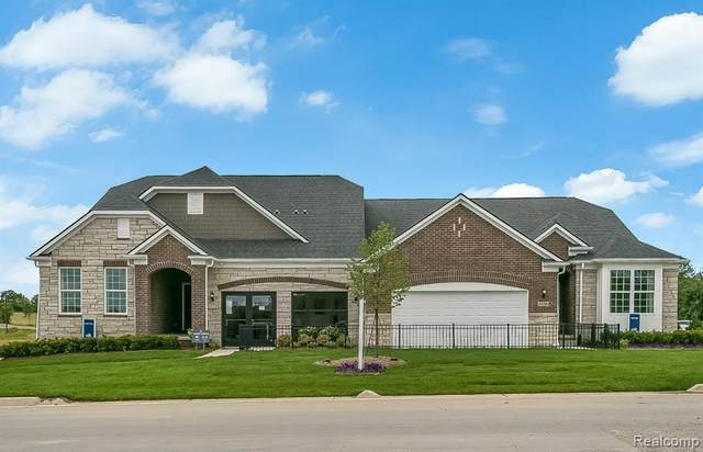 3538 Bella Vista Drive, Ann Arbor, MI 48108 (#2210048322) :: Duneske Real Estate Advisors