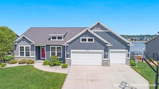 5736 Cory Drive Drive, Georgetown Twp, MI 49426 (#65021023848) :: GK Real Estate Team
