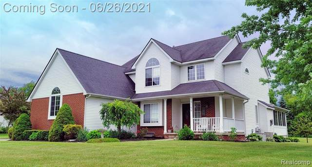 3199 Prescott Drive, Marion Twp, MI 48843 (#2210048412) :: GK Real Estate Team